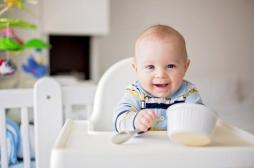 Obésité : le risque est doublé chez les bébés qui ont consommé trop de lait végétal