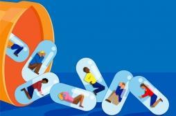 Addiction aux antidouleurs : au moins 4 décès par semaine dus aux opioïdes en France