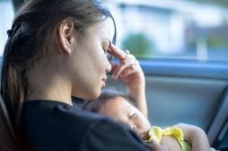Troubles psychiatriques post-partum : de nombreuses femmes concernées n'ont plus d'enfants après la première naissance