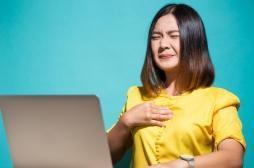 Infarctus du myocarde: quand le cœur des femmes se déchire avec le stress