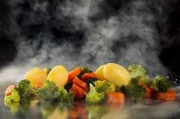 Vapeur  papillote et barbecue, les stars de la cuisson
