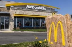 McDonald's veut réduire l'utilisation des antibiotiques dans le boeuf de ses burgers