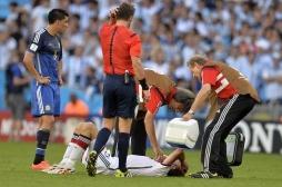 Coupe du Monde 2014 : les médecins de la FIFA mis en cause