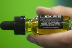 Cigarette électronique : 13 enfants intoxiqués par le liquide