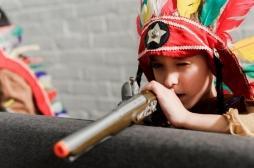 Jeux pour enfants : les blessures aux yeux en hausse à cause des jouets-armes