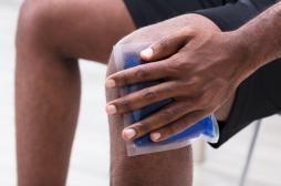 Poser de la glace sur une blessure musculaire : ce n'est pas une bonne idée !