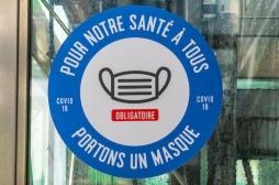 Masque obligatoire dans certaines zones extérieures de l'agglomération parisienne