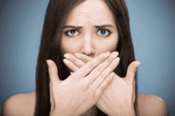 La mauvaise haleine, en parler pour rendre service