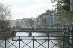 Quimper : une rivière polluée par des centaines de kilos de beurre