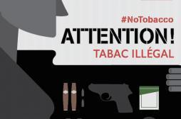 Journée mondiale sans tabac : l'OMS s'attaque au marché noir
