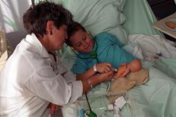 Cancers de l'enfant : des maladies rares qui se soignent