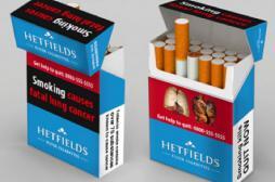 Tabac : le paquet neutre validé par l'Europe