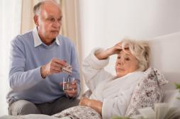 Grippe : début d'épidémie en Bretagne et en Île-de-France