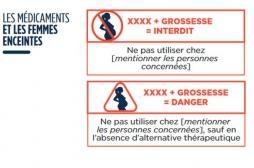 Médicaments : une meilleure information pour les femmes enceintes