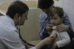 Poliomyélite : près de 4 millions de vaccins pourraient être détruits en Ukraine