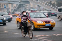 Pollution de l'air : 92 % de la population mondiale exposés