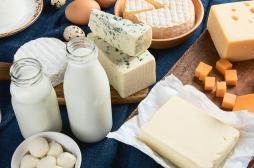 Les produits laitiers augmenteraient le risque de cancer de la prostate