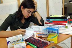 Les étudiants en médecine français consomment des corticoïdes