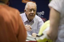 Cancer du foie de Jimmy Carter : les hommes sont les plus touchés