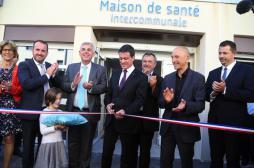Déserts médicaux : Manuel Valls annonce 600 maisons de santé