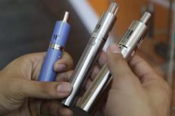 E-cigarette : les taux de nicotine et de vapeur influent sur le sevrage