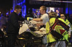 Attentats de Paris : les médecins de l'AP-HP saluent le calme des victimes