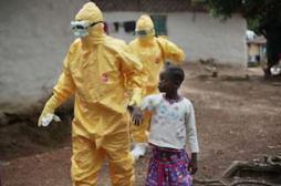 Ebola : nouveaux cas au Libéria et en Sierra Leone
