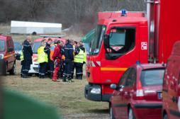 Crash de l'A320 : des pompiers victimes du kérosène inhalé