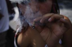 Ados : fumer du cannabis ne rendrait pas moins intelligent