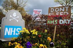 NHS anglais: une crise humanitaire sans précédent
