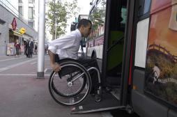 Accessibilité : l'ambition de la RATP de s'ouvrir à 100 % des handicapés