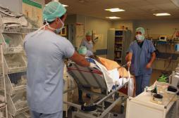 Les anesthésistes au bord de la crise de nerfs