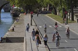 Voies sur berge à Paris : 5 pneumologues au secours d'Anne Hidalgo