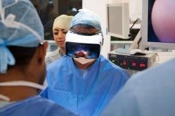 Première mondiale : opération en réalité augmentée réalisée en France