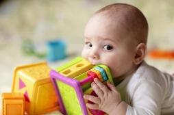 La gastro est là: attention aux jouets!