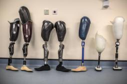 Une prothèse tactile qui estompe les douleurs du