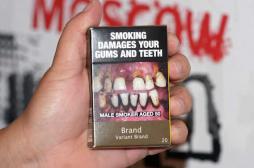 Tabac : les images choc sur le paquet ont un effet dissuasif