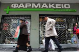 Paris débloque 100 000 euros pour les pharmacies grecques