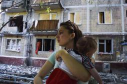 Ukraine : 200 000 enfants ont besoin de soutien psychosocial