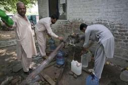 Pakistan : des niveaux alarmants d'arsenic dans l'eau potable