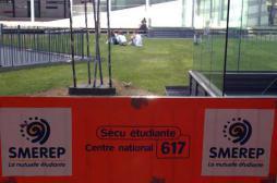 Une cabine de télésanté à disposition des étudiants
