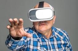 Les jeux vidéo 3D c'est aussi pour les grands-parents