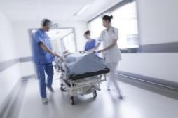 L'épidémie de grippe est générale en Europe et les hôpitaux sont débordés