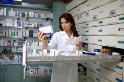 Pharmacies : les départements concernés par les fermetures