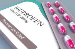 A dose moyenne prolongée, l'ibuprofène altère la production de testostérone