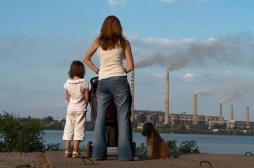 Pollution et descendance