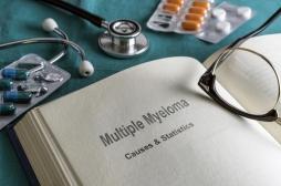 Cancer de la moelle osseuse : une nouvelle combinaison thérapeutique fait ses preuves