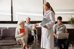 Urgences : les seniors attendent quatre heures