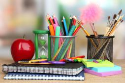 Fournitures scolaires : les produits à éviter
