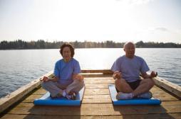 La méditation ralentirait le vieillissement du cerveau